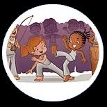 capoeira - creche - escolinha - educacao - infantil